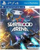 Starblood Arena: VR for PlayStation 4