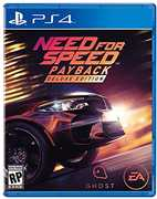 Need for Speed Payback - Deluxe Edition for PlayStation 4