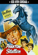 Phantom Stallion , Rex Allen