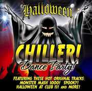 Halloween Chiller Dance Party , Hollywood Haunts