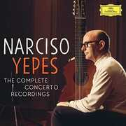 Yepes - the Complete Concerto Recordings , Narciso Yepes