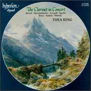 Clarinet in Concert , Thea King