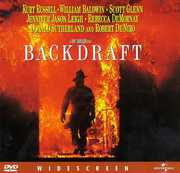 Backdraft /  Ws , Kurt Russell