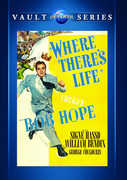 Where There's Life (1947) , Bob Hope