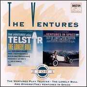 Play Telstar & Ventures in Space , The Ventures