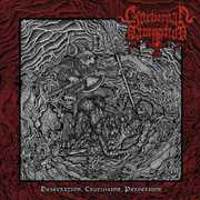 Desecration Crucifixion Perversion [Import] , Nocturnal Damnation
