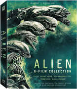 Alien: 6-Film Collection , Tom Skerritt