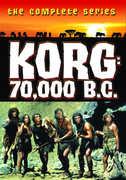 Korg: 70,000 B.C.: The Complete Series , Burgess Meredith