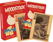 Woodstock Playing Cards Deck