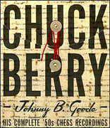 Johnny B Goode: His Complete 50's Chess Recordings , Chuck Berry