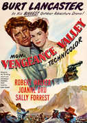 Vengeance Valley , Burt Lancaster