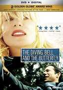 Diving Bell & the Butterfly , Mathieu Amalric