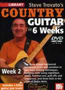Country Guitar in 6 Weeks: Week 2 , Steve Trovato