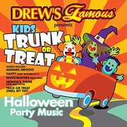 Kids Trunk Or Treat Halloween Party Music (Various Artists) , Various Artists