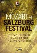 Mozart at Salzburg Festival , W.a. Mozart