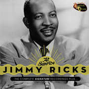 At Sunrise [Import] , Jimmy Ricks