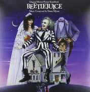 Beetlejuice (Original Soundtrack) , Danny Elfman