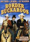 Border Buckaroos /  Outlaw Roundup , Dave O'Brien