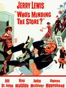 Who's Minding the Store , Jerry Lewis