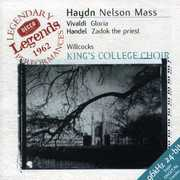 Nelson Mass /  Gloria RV589 /  Zadok the Priest , King's College Choir of Cambridge