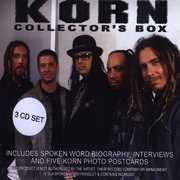 Collector's Box , Korn
