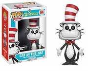 FUNKO POP! BOOKS: Dr. Seuss - Cat in the Hat