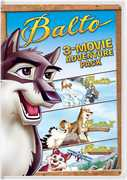 Balto: 3-Movie Adventure Pack