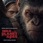 War For The Planet Of The Apes (Original Score) , Michael Giacchino