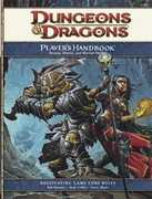 Player's Handbook: Core Rule Book, 4th Edition (Dungeons & Dragons,D&D)
