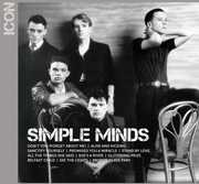 Icon , Simple Minds
