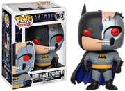 FUNKO POP! HEROES: Animated Batman - Robot Bat