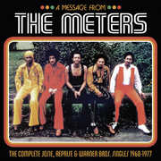 A Message From The Meters: The Complete Josie Reprise & Warner Bros. , The Meters