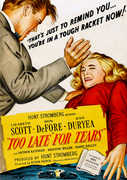 Too Late for Tears , Lizabeth Scott