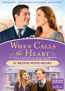 When Calls The Heart: It Begins With Heart , Lori Loughlin