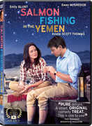Salmon Fishing in the Yemen , Ewan McGregor