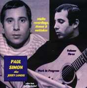 Work In Progress, Vol. 3 , Paul Simon