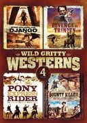 4-Movie Wild Gritty Westerns , Tomas Milian