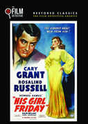 His Girl Friday (The Film Detective Restored Version) , Cary Grant