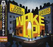 Wake Up! (& the Roots) [Import] , John Legend