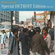 Birth Of Soul: Special Detroit Edition 1961-1964 [Import] , Various Artists