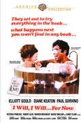 I Will, I Will...For Now , Elliott Gould