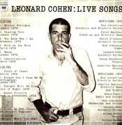 Live Songs , Leonard Cohen