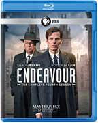Masterpiece Mystery!: Endeavour - Season 4 (Uk- Length Edition) , Shaun Evans