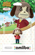 Amiibo: Animal Crossing Series - Digby for Nintendo Wii U
