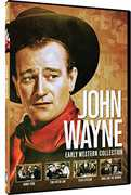 John Wayne: Early Westerns Triple Feature , Buck Jones