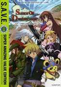 Sands Of Destruction: Complete Series - S.A.V.E. , Luci Christian