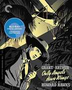 Only Angels Have Wings (Criterion Collection) , Cary Grant