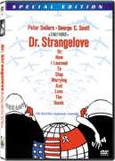 Dr. Strangelove, Or: How I Learned to Stop Worrying and Love the Bomb , Peter Sellers