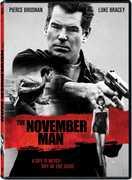 The November Man , Catarina Scorsone