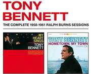My Heart Sings + Hometown My Town [Import] , Tony Bennett